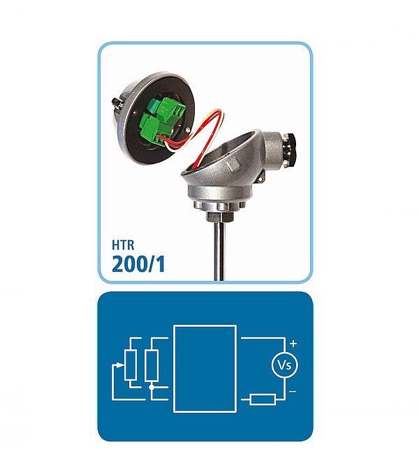 Messumformer HTR200