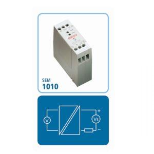 DIN-Schienen-Isolator SEM1010