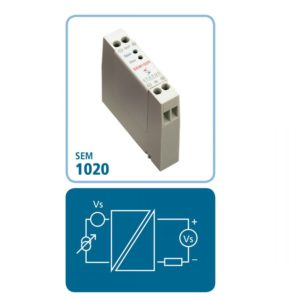 DIN-Schienen-Isolator SEM1020
