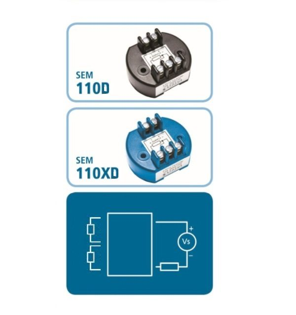 IN-Head-Messumformer SEM110D