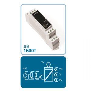 DIN-Schienen-Messumformer SEM1600T