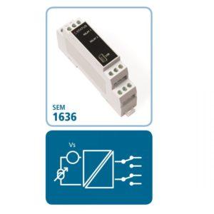 DIN-Schienen-Messumformer SEM1636