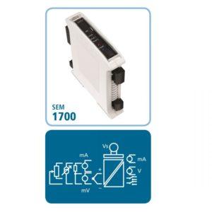 DIN-Schienen-Messumformer SEM1700