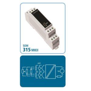 DIN-Schienen-Messumformer SEM315