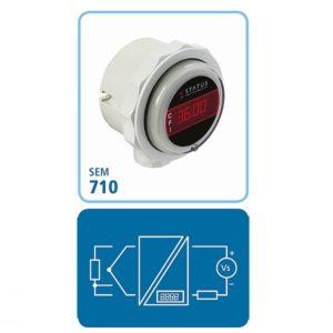 Messumformer SEM710 mit LED-Anzeige