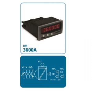 Digitalanzeige DM3600A