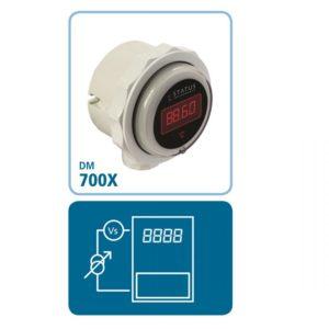 Digitalanzeige DM700