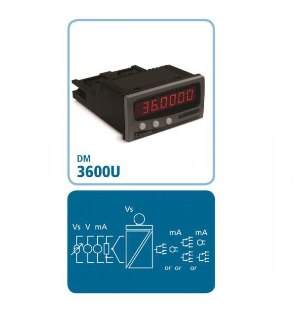 Digitalanzeige DM3600U